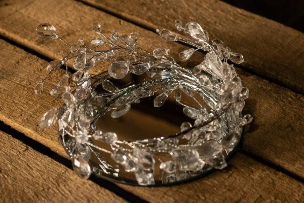 #10 Crystal Wreath