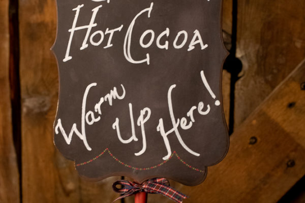 #45 Coffe/Cocoa Sign